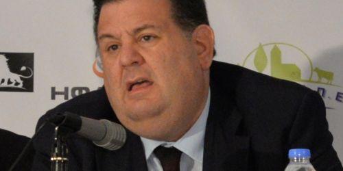 Δηλωση του Προεδρου της ΕΣΧΑ Δημητρη Σταυρακακη